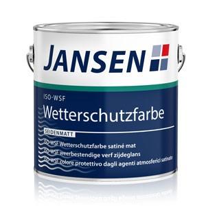 Gut gemocht Jansen – Lacke, Lasuren und Lösungen für echte Spezialanwendungen YH24